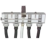 Quad Adjustable Flow Tube Holder
